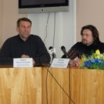 В Луцк пожаловал столичный театр