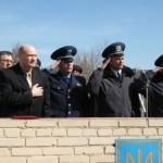 На Волыни отметили 18-ю годовщину со дня создания внутренних войск МВД Украины