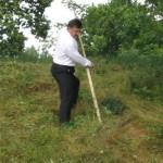 Руководитель «Зеленого хозяйства» заставил мэра Луцка косить траву