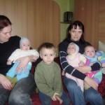Лучанка с четырьмя детьми проживает на 12 квадратных метрах