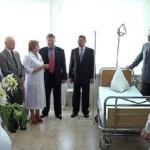 Завершен ремонт в Волынском областном госпитале для инвалидов войны