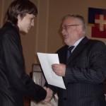 Одаренную молодежь и педагогов наградили грамотами и подарками