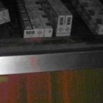 В поезде международного сообщения найдены контрабандные сигареты