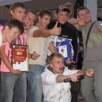 Впервые в Луцке прошел чемпионат по пазл-спорту