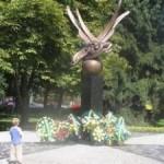 За памятник «Жертвам Чернобыля» в Луцке не доплачено 45 тысяч гривен
