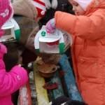 Благотворительная акция «С заботой о тех, кто рядом» проходит в Луцке