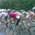 В Луцке стартовала международная велогонка