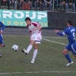 Футбольный матч «Волынь-Таврия» охраняло 700 милиционеров