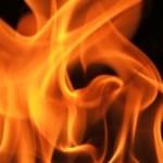 В Луцке спасатели ликвидировали пожар в многоквартирном доме