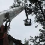 В Луцке спасатели МЧС предотвратили несчастью в детсаду