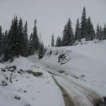 На Волыни снег разрушил крышу сельского детсада