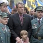 Виктор Ющенко почтил доблесть Колковской республики на Волыни