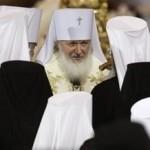 Патриарх Московский и всея Руси Кирилл заехал в Луцк на 20 минут