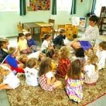 В волынских садах не хватает мест для всех детей