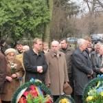 Вече скорби памяти погибших холмщаків состоялось в Луцке