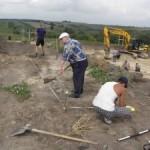 Археологи исследуют Зимненский монастырь